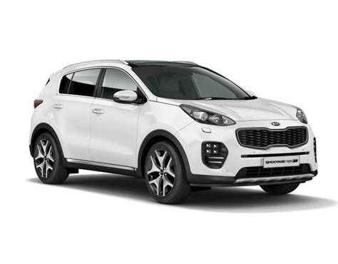 Kia Sportage 2017- GT Line S and KX-5 announced for