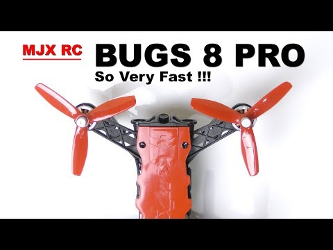 MJX Bugs 3 Drone Review 2020 Quadcopter   Best Drones