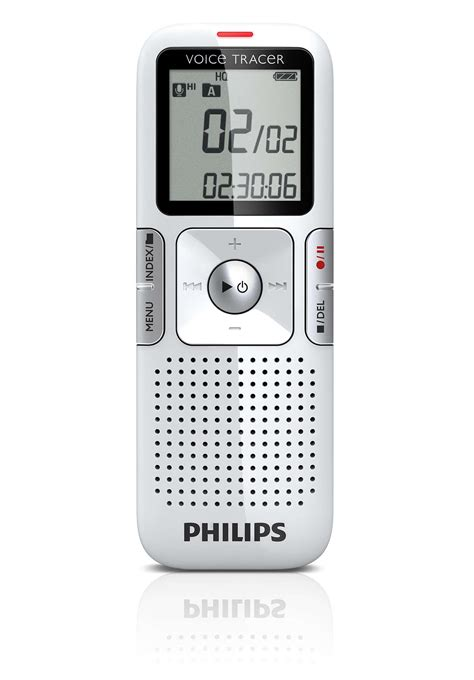 Voice Tracer digital recorder LFH0612/27   Philips