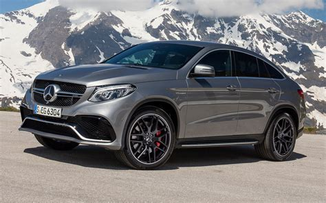 2015 Mercedes-AMG GLE 63 S Coupe - Wallpapers and HD
