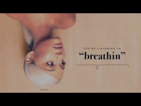 """Ariana Grande Wore A Low Ponytail In Her """"Breathin"""" Music"""
