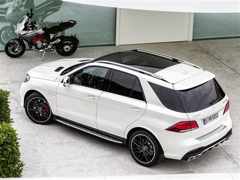2015 Mercedes-AMG GLE 63 S 4Matic (W166) - specifications