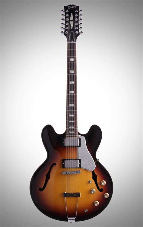 Gibson ES-335 Electric Guitar, 12-String (with Case)   zZounds