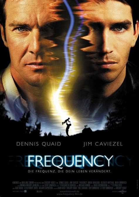 Frequency Movie Poster (#3 of 5) - IMP Awards
