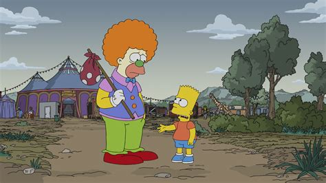 """Season 30 News: Promotional images for the episode """"Krusty"""