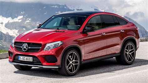 2015 Mercedes-Benz GLE 450 AMG Coupe - Wallpapers and HD