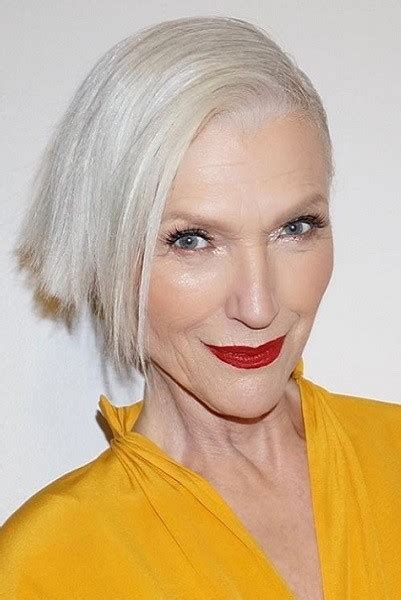 Get A Modern Haircut - Tips For Letting Your Hair Go Gray