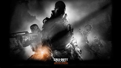 Call Of Duty Black Ops 2 Revolution Wallpapers   HD