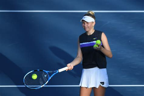 Amanda Anisimova not surprised younger players are making