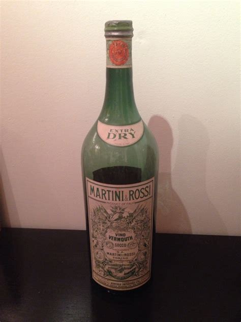 Martini And Rossi Large Display Bottle | Drinks Planet