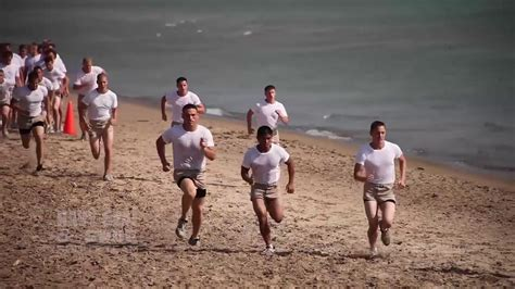 NAVY SEAL BUD/S TRAINING: PHYSICAL SCREENING TEST - YouTube