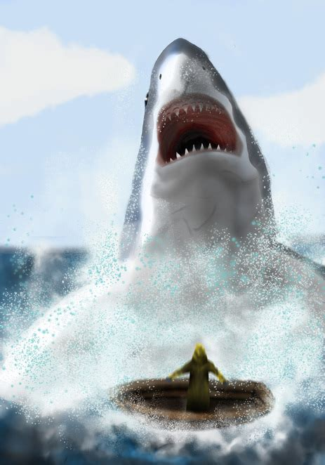 Shark Attack by MonkeykingZX on Newgrounds