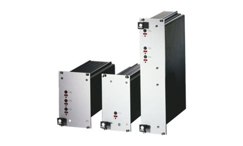 """Kniel - Fixed voltage power supplies for 19"""" systems"""