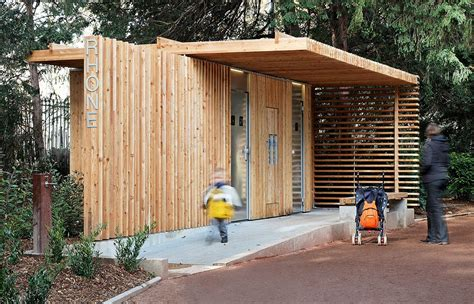 Gallery of Public Toilets in the Tête d'Or Park / Jacky