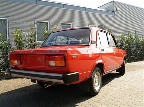 Lada Riva with 20 Miles on the Odometer Listed for €7,300