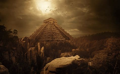 This is the World's largest pyramid, and it's hidden