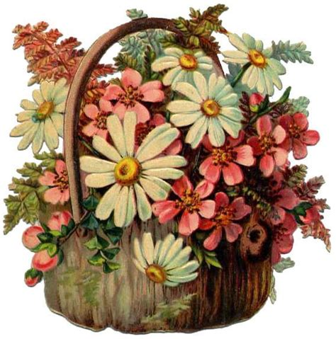 Free Victorian Posies Cliparts, Download Free Clip Art