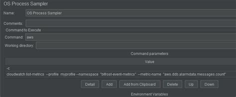 amazon web services - Aws --version command works in