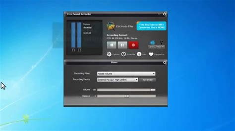 How to Record from Microphone with Free Sound Recorder