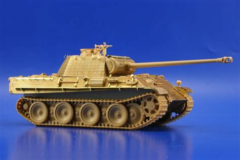 Zimmerit Panther Ausf