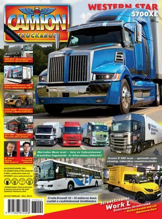 Camion Truck&Bus magazin 2017 02 by Camion Truck&Bus