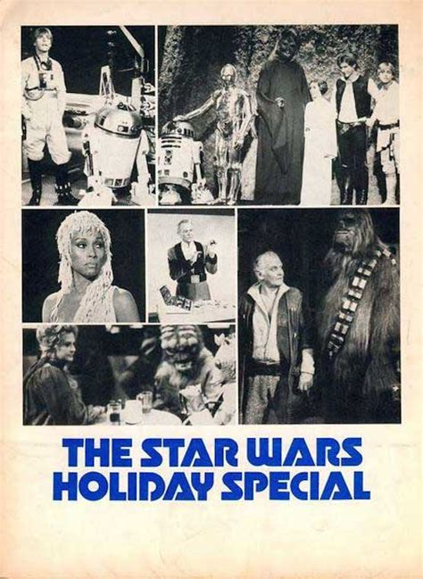 Spend Quality Christmas Time With 'The Star Wars Holiday
