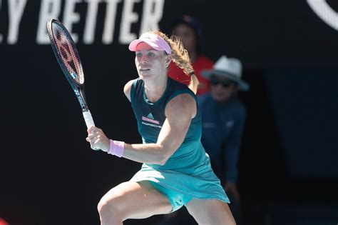 Kerber a touch above - Tennis - The Women's Game