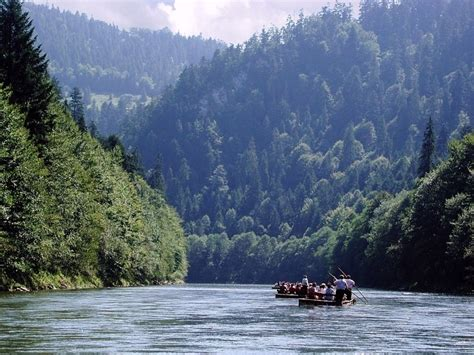 Dunajec Rafting Private Tour from Krakow