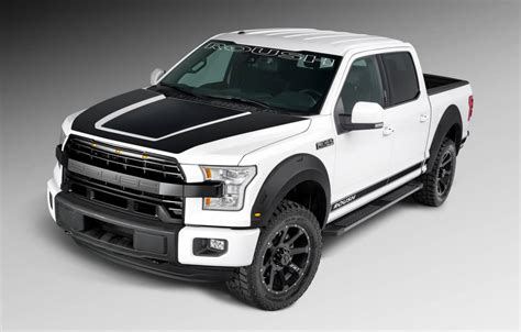 2015 Ford F-150 Embraces the Roush Treatment, It's Mostly