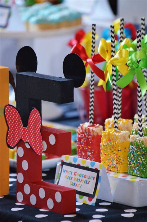 Sweet Simplicity Bakery — Mickey Mouse Clubhouse themed