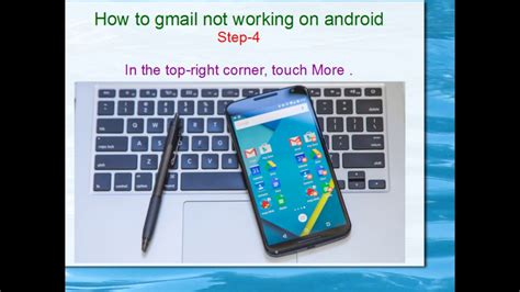 How to gmail not working on android/Gmail android Stopped
